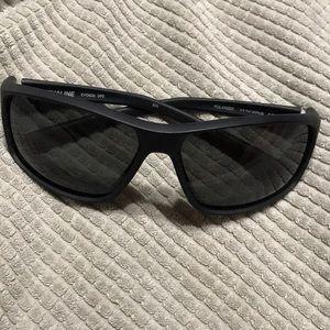 515c54e1b9 Nike Accessories - Nike Polarized adrenaline matte black sunglasses
